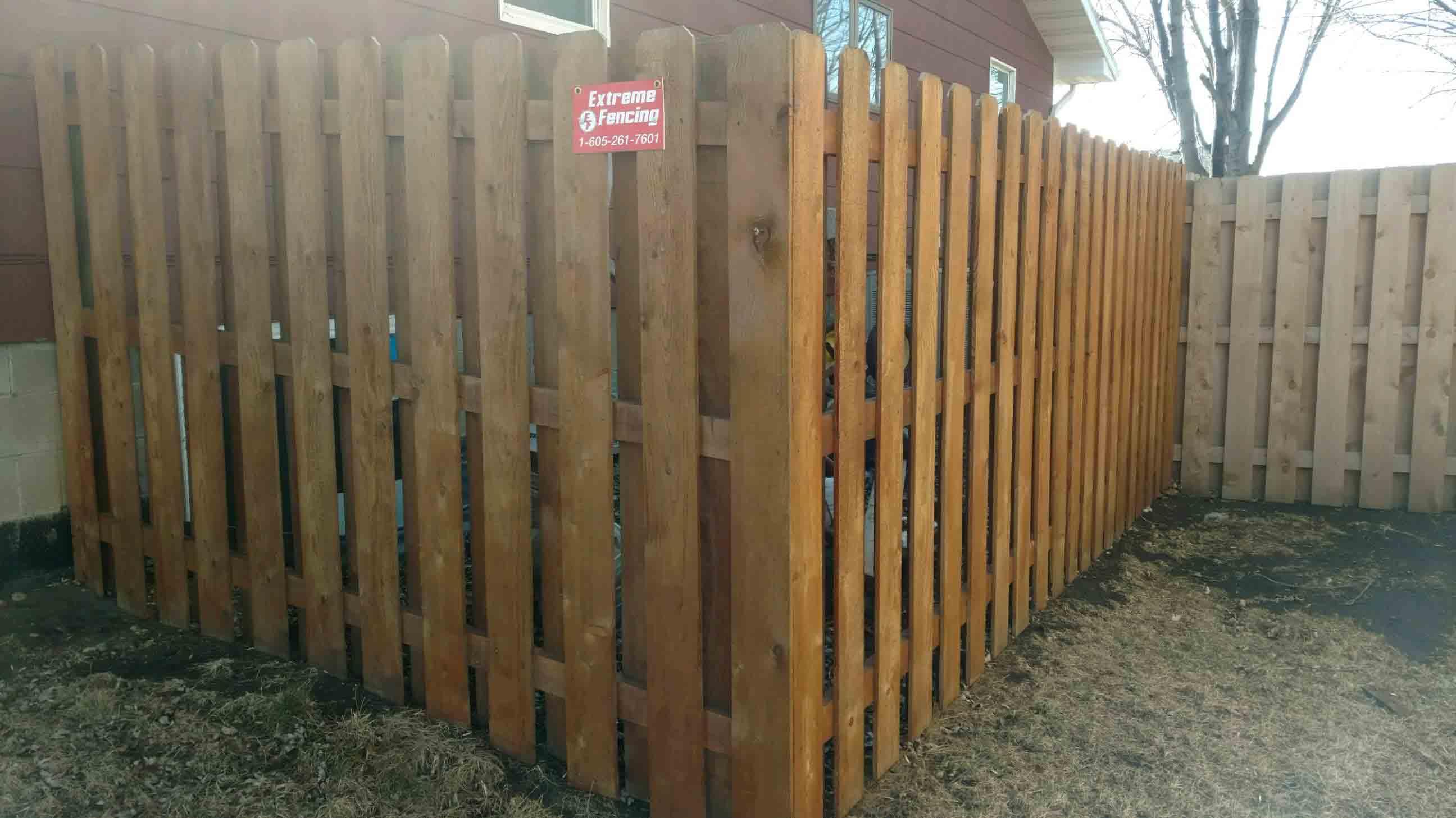Fence Repair Tea Sioux Falls Sd Extreme Fencing Llc